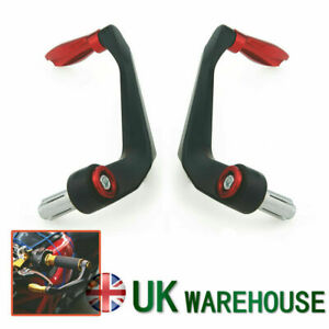 """22mm 7/8"""" Universal Motorcycle handguard Brake Clutch Lever Protector Hand Guard"""