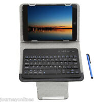 Universal Wireless Bluetooth Keyboard Tablet Protective Stander Case 9 / 10 inch