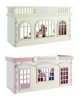 Chad Valley Dream Kingdom Wooden Fashion Boutique OR Terrace Cafe Play Set