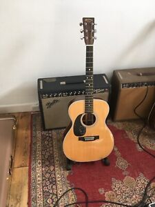 Martin 000 28 Acoustic Guitar Left Handed