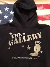 The Gallery Desoto Carbondale Illinois Strip Club Hoodie M Strippers Sweatshirt
