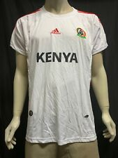 Kenya Football Federation Soccer Jersey Size:L By Adidas (New)