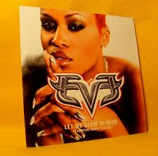 Cardsleeve Single CD Eve Feat. Gwen Stefani Let Me Blow Ya Mind 2TR 2001 Hip Hop