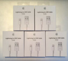 5X OEM Original Lightning USB Charger Cable For Apple iPhone X 6s 7 8 Plus X XS