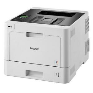 Brother HL-L8260CDW Colour Laser Printer with automatic 2-sided printing and ...