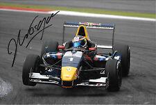 Jean Eric Vergne FIRMATO RED BULL FORMULA RENAULT 2.0, Nurburgring 2009