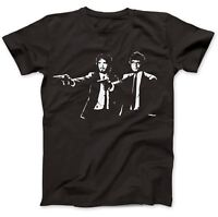 Flight Of The Fiction T-Shirt 100% Premium Cotton Conchords