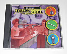 CD: V/A - Scene It Was Made In Northeast Ohio (1996 Best Buy) Dink Sons of Elvis
