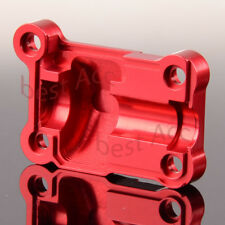 For RC CAR 1/5 Traxxas X-Maxx 77076 77086 Aluminum #7787 Rear Gear Cover RED