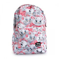 Loungefly Aristocats Marie Disney All Over Print Laptop Bag Backpack WDBK0124