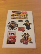 Lego STORE Creator Routemaster London Bus 40220 LIMITED EDITION STICKERS.