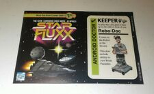 Android Doctor Promo Card for Star Fluxx Robo-Doc