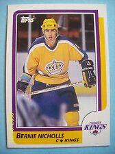 1986-87 Topps # 159 Bernie Nichols Vintage Card!  N/MT or Better!