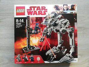 LEGO® Star Wars 75201 - First Order AT-ST - NEU & OVP