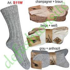 Calcetines de hombre grises grises de punto