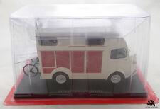 Miniature IXO Echelle 1/24 Fourgon CITROEN Type H Van Heuliez 1958 Diecast Metal