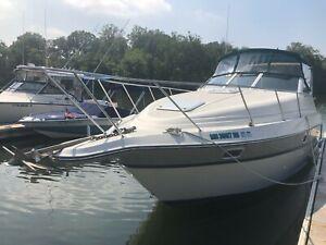 1995 Maxum 2700SCR 27' Cabin Cruiser - Maryland