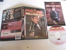 James Bond: Vivre et laisser mourir de Guy Hamilton (Roger Moore), DVD, Action
