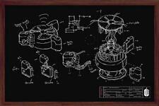 Doctor Who: CHALK BOARD-Maxi poster 91,5 cm x 61 cm (nuovo e sigillato)