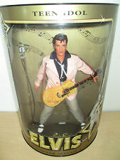 1993 ELVIS PRESLEY TEEN IDOL DOLL BY HASBRO. NEW IN BOX, NEVER REMOVED.