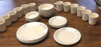 Corelle by Corning Dinnerware FIRST of SPRING Pattern 48 piece Lot Made in USA