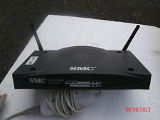 Smc Barricade Turbo Wireless/Wired Router Model Smc2404Wbr - Working