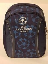 UEFA Champions League Stars Ball Backpack Berlin Milan Cardiff Soccer