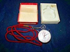 Vintage Hanhart 7 Jewel Stopwatch