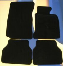BMW 5 SERIES GT F07 2010 on INCL. M SPORT BLACK CAR FLOOR MATS WITH 4 x PADS
