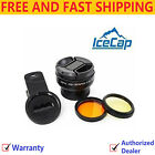 IceCap Stackable Clip-on Multi-Lens Kit for Mobile