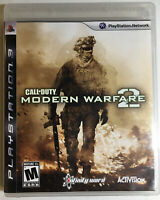 Call of Duty: Modern Warfare 2 (PlayStation 3, 2009) Complete - Great Cond!