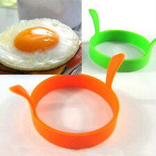 1 Pc Random Color New Silicone Egg Molds Cooking Tools Kitchen Accessories