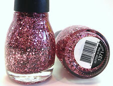 Sc Sinful Colors Professional Nail Polish # 1371 Glittery in Pink Pink Hex Le