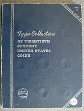TYPE COLLECTION OF TWENTIETH CENTURY UNITED STATES COINS OLDER FOLDER F0115 DND