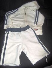 BOYS GAP WHITE OUTFIT 2T