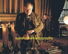 Jim Broadbent HarryPotter Slughorn Autograph UACC