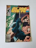 G.I. JOE A Real American Hero # 48 (1986) Marvel Comics GI Joe