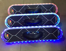 Electric Scooter Unicycle Balancing Skateboard One Wheel Board + Bluetooth