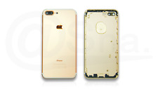 GOLD - Metal Chassis Rear Replacement Housing Back Cover for iPhone 7 PLUS UK
