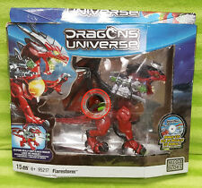 2010 MEGA BLOKS #95217 Dragons Universe, Flarestorm PreDevors Dragon - NEW