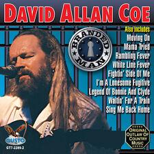David Allan Coe - Branded Man [New CD]