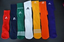 (3-PAIR) Over Calf Adidas Climate Soccer Socks PICK YOUR SIZE AND COLOR