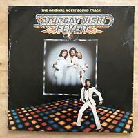 Saturday Night Fever 1977 Gatefold 2X Vinyl LP RSO Records RS-2-4001