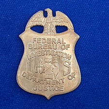 FBI Challenge Coin #Police Pin (no Badge)
