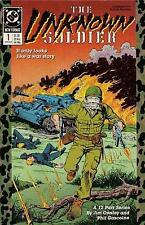 THE UNKNOWN SOLDIER # 1 - COMIC - 1988 - 9