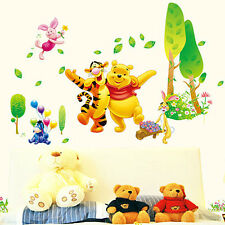 Large Winnie The Pooh 876 Wall Stickers Decal Vinyl Kids Bedroom Home Decoration
