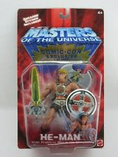 MOTU,200X HE-MAN,Comic Con Exclusive,#941,Masters of the Universe,MOC,Sealed