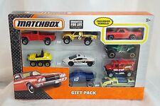 MATCHBOX EXCLUSIVE VEHICLE RED 1970 CHEVY EL CAMINO TRUCK 9 10 PACK GIFT SET LOT