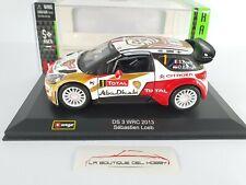 CITROEN DS3 WRC RALLY MONTE CARLO S. LOEB 2013 BURAGO ESCALA 1:32