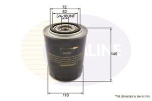 COMLINE Ölfilter EOF056 für CITROËN DAF FIAT GLAS IVECO LANCIA OPEL PEUGEOT